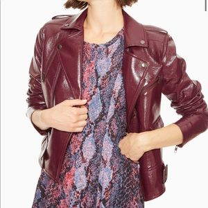 Size xs jacket parker NWT